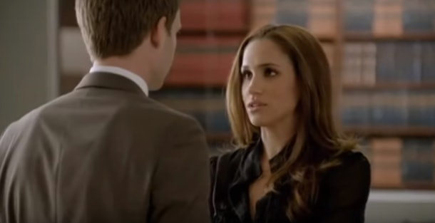 Meghan Markle's most iconic role is undoubtedly playing Rachel Zane on 'Suits'