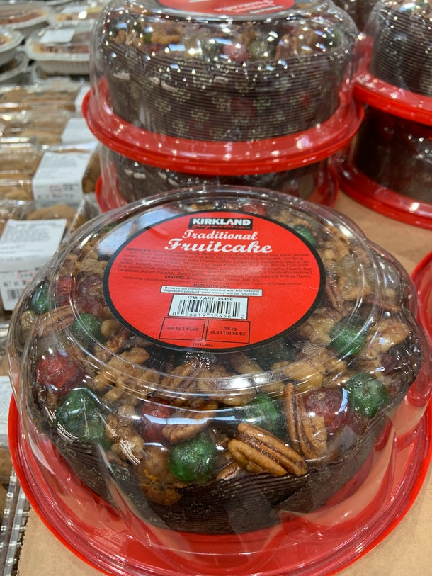 Kirkland Traditional Fruitcake