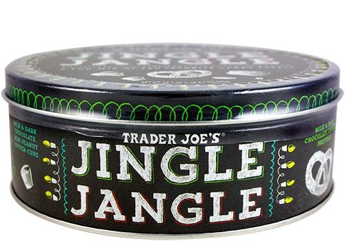a tin of jingle jangle