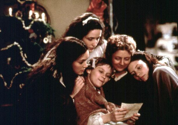 A still from Little Women (1994)