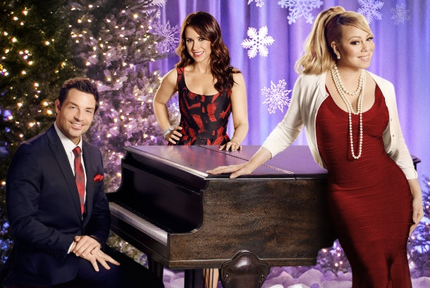 'A Christmas Melody' is one Hallmark Christmas movie to watch this December.