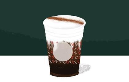 Starbucks' new Irish Cream Cold Brew is a fun twist on a festive favorite.