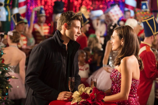 'Best Christmas Party Ever' is a charming Hallmark holiday movie to watch this December.