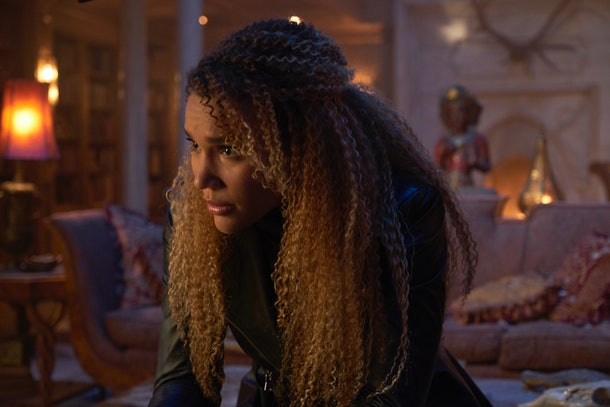 The Cast Of 'The Umbrella Academy' Is Ready To Take On ... Emmy Raver Lampman