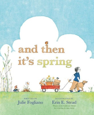 20 children 39 s books about spring that feel like literal sunshine for Barnes and noble winter garden