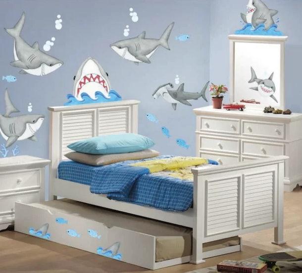 20 Shark Themed Nursery Amp Kid S Room Ideas That Ll Make A
