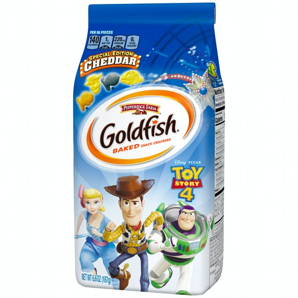 'Toy Story 4' Goldfish Crackers Will Take Your Tastebuds ...