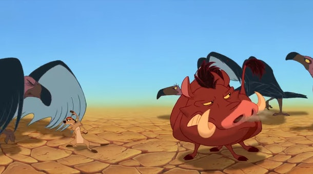 10 Fun Facts About The Lion King In Honor Of The Beloved Disney Movie S 25th Anniversary