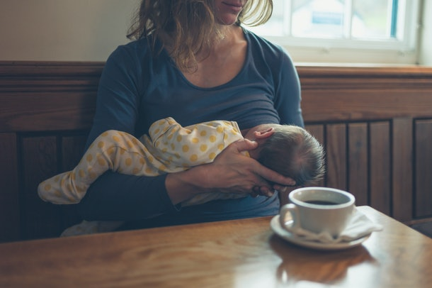 While coffee itself won't affect your milk supply, experts say it could make baby more fussy and refuse to nurse.