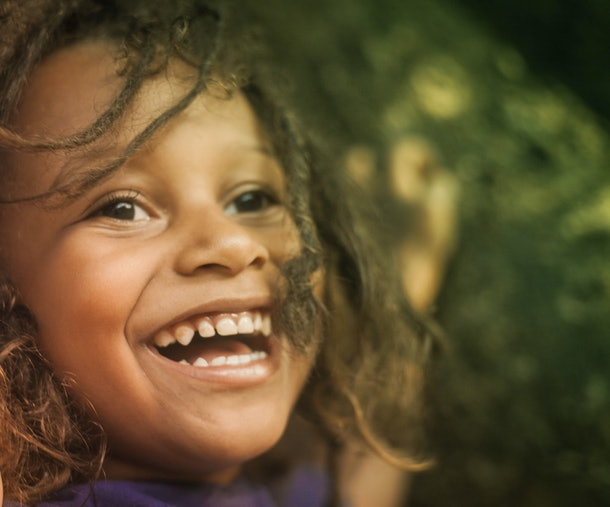 PT Barnum's quote is perfect for a candid shot of happy, smiling children.