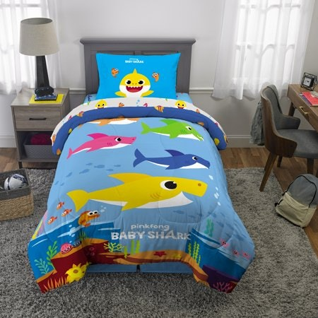 The Baby Shark Beach Towel At Walmart Will Have You