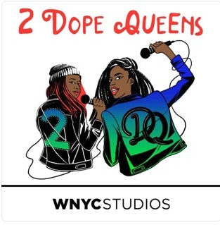 Co-hosts Jessica Williams and Phoebe Robinson are not afraid to ask their guests frank questions on 2 Dope Queens.