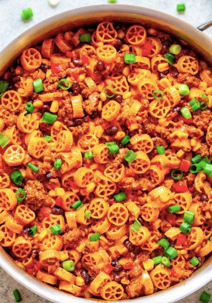 A pasta no kid could deny