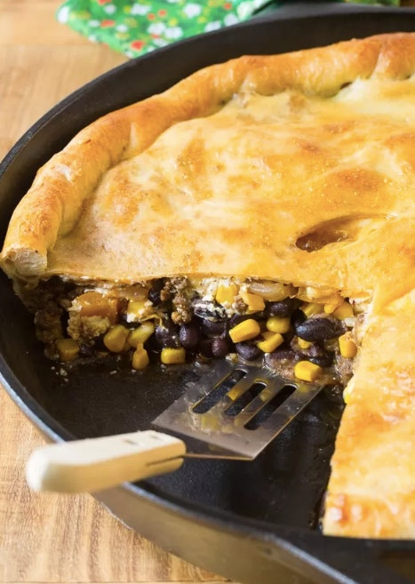 Our kind of meat pie