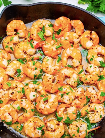 Scampi never seemed so simple