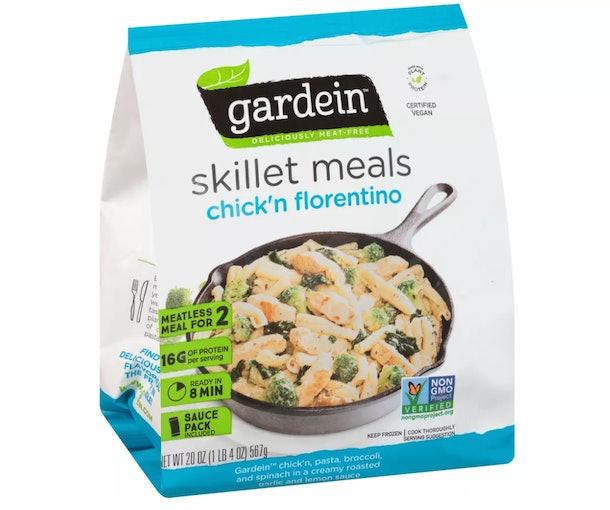 An image of Gardein chick'n pasta.