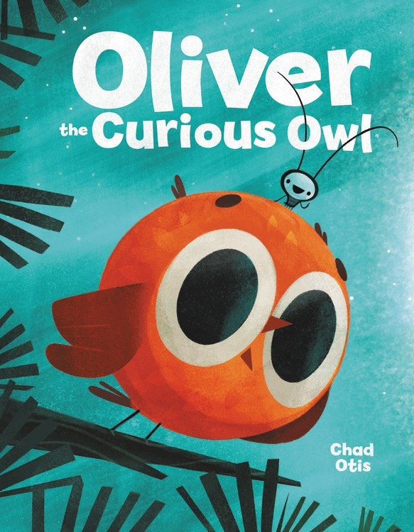 'Oliver The Curious Owl' by Chad Otis