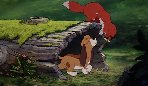 'The Fox and the Hound' is a classic on Disney+ I'm not ready to show my kids yet.