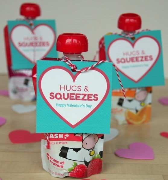 Valentine's Day treat idea for kids