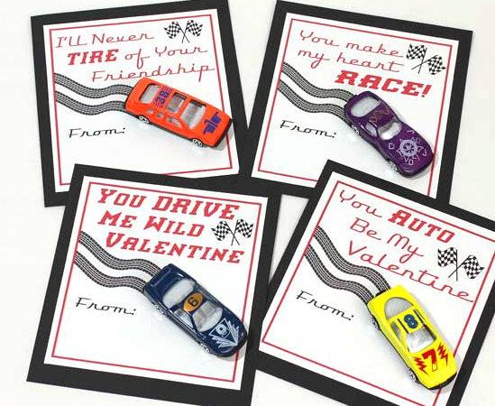 Valentine's Day treat idea