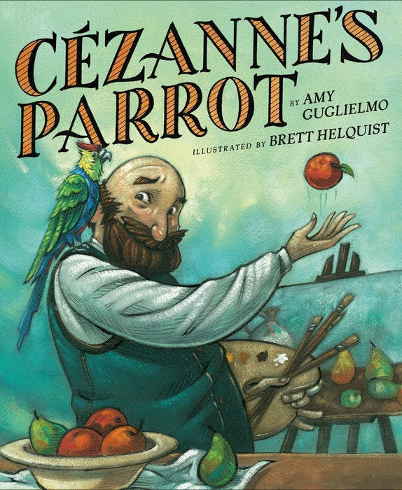 Cover of Cezanne's Parrot