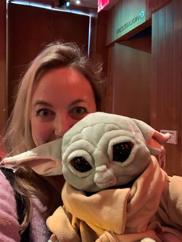 Build The Bear: Build-A-Bear Baby Yoda Is *Still* Coming, But OMG It's