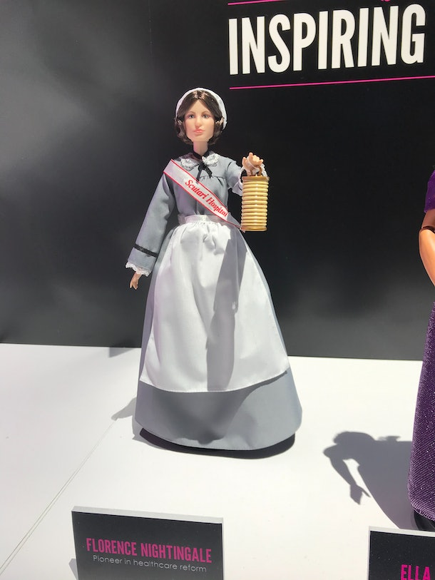 Florence Nightingale Barbie