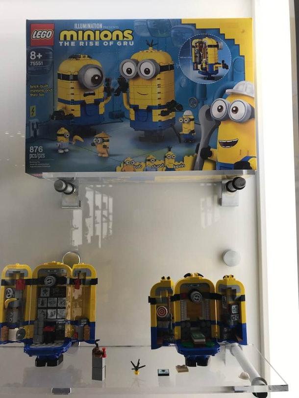 LEGO Minion set