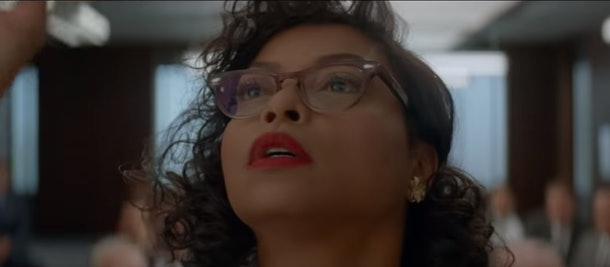 'Hidden Figures' tells the true story of the women at NASA.