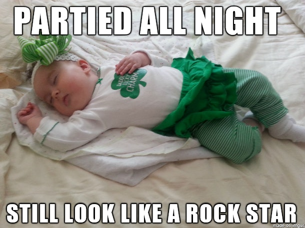 14 Hilarious St. Patrick's Day Memes, Because You're ...