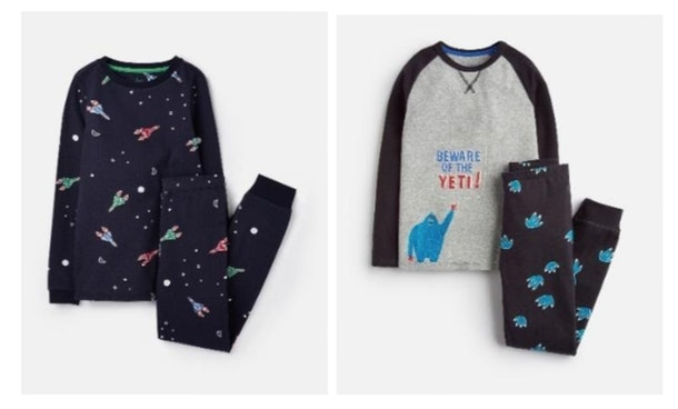 Joules pajamas, robes, and nightgowns were recalled by the CPSC on Thursday due to a potential burn hazard.