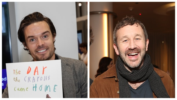 Oliver Jeffers and Chris O'Dowd