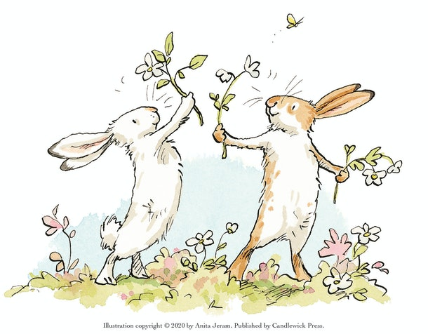 'Will You Be My Friend' will feature illustrations by Anita Jeram, similar to the beloved 'Guess How Much I Love You.'