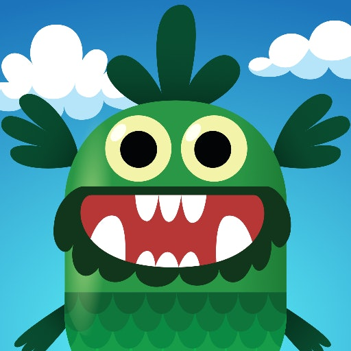 Teach Your Monster To Read Kindle app