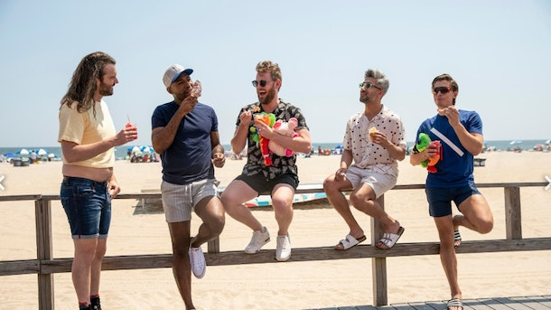 A new season of 'Queer Eye' is on its way to Netflix