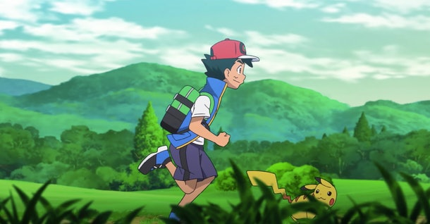 Ash and Pikachu are back in an all new Pokémon adventure