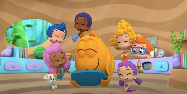 'Bubble Guppies' is fun for the whole family