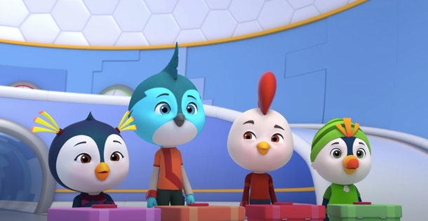 'Top Wings' is another action-packed kids' show