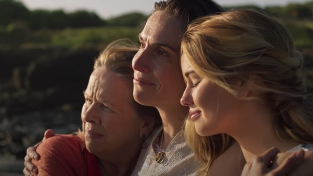 In 'Rip Tide' one disgraced teenage model finds the true meaning of family when she goes to visit her aunt in Australia.