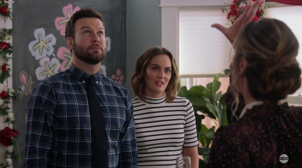 You can catch 'Single Parents' on ABC and Hulu.