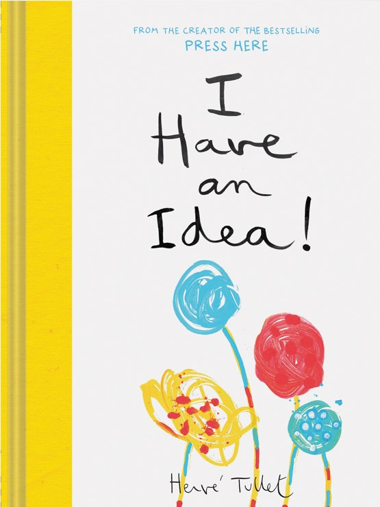I Have An Idea by Herve Tullet