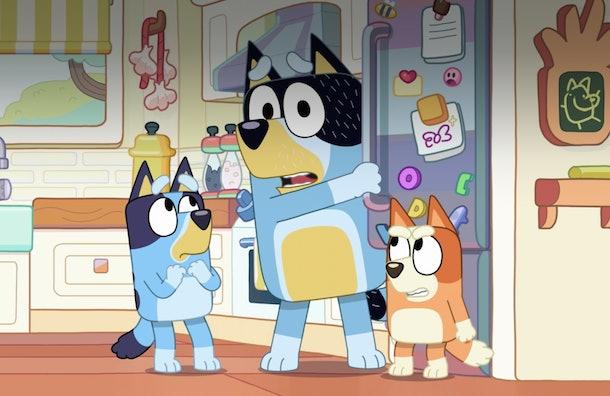Bluey has one funny family