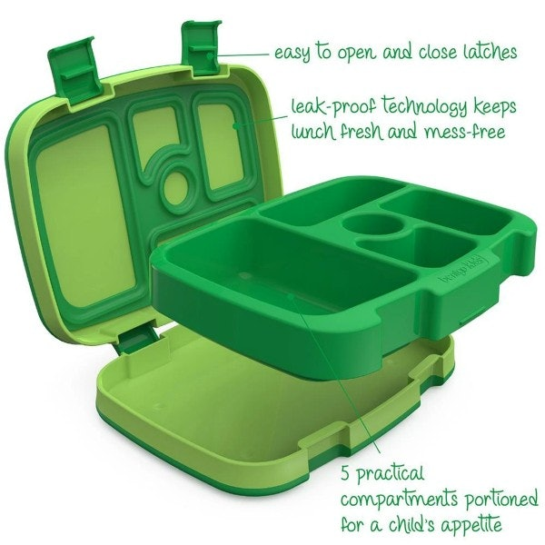 a kids bentgo lunchbox