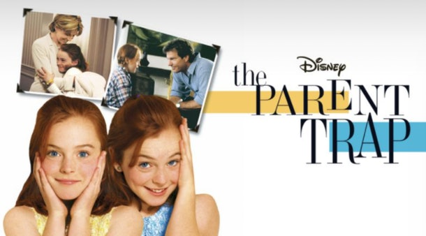 The Parent Trap from 1998 is a classic Lindsey Lohan comedy