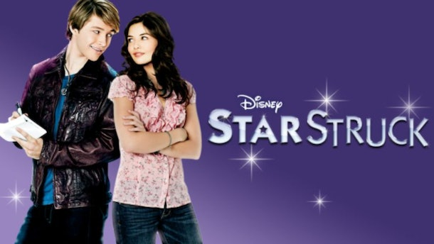Starstruck is a romantic Disney film from 2010