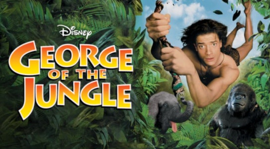 George of the Jungle is a 1997 comedy