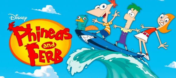 Phineas and Ferb follows two stepbrothers who take on a new, ambitious project every day
