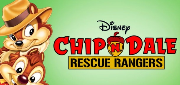 Chip 'N Dale Rescue Rangers is a beloved cartoon from the 1980s