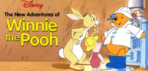 The New Adventures of Winnie the Pooh is available to stream any time on Disney Plus