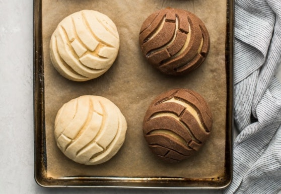 Conchas are an easy after-school snack kids can help make